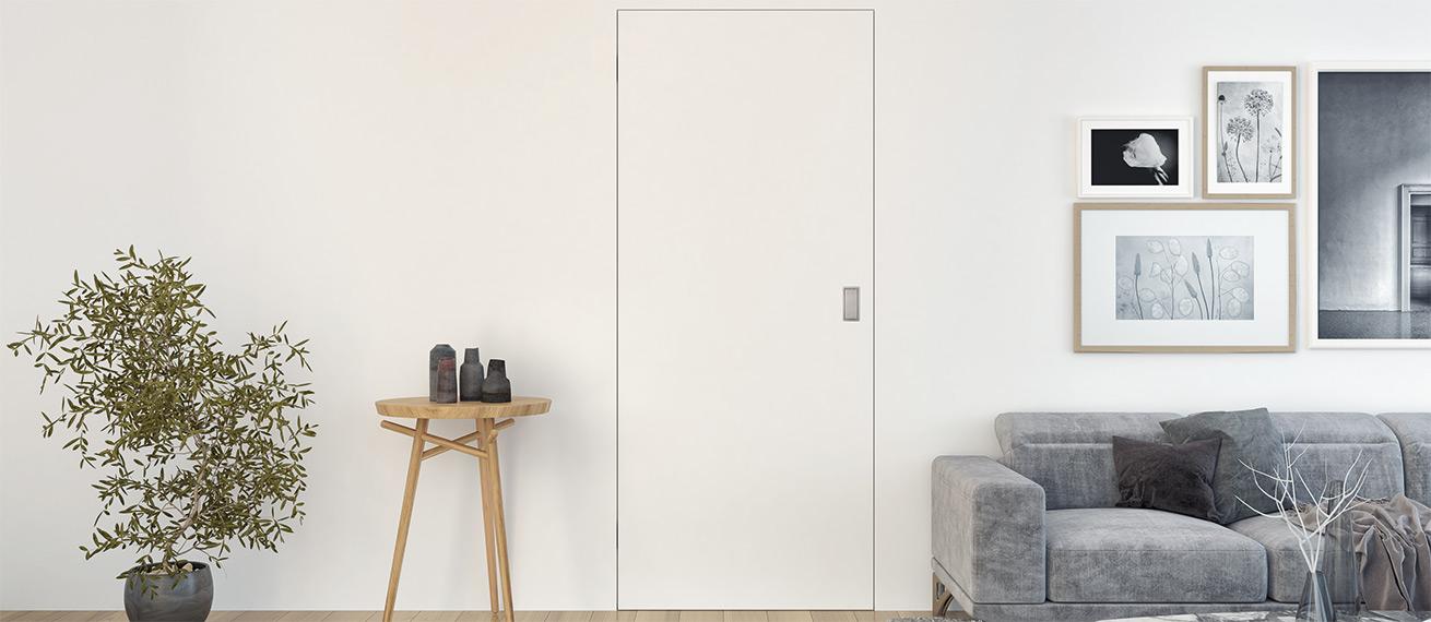 Zargenlose Tür PlanWerk